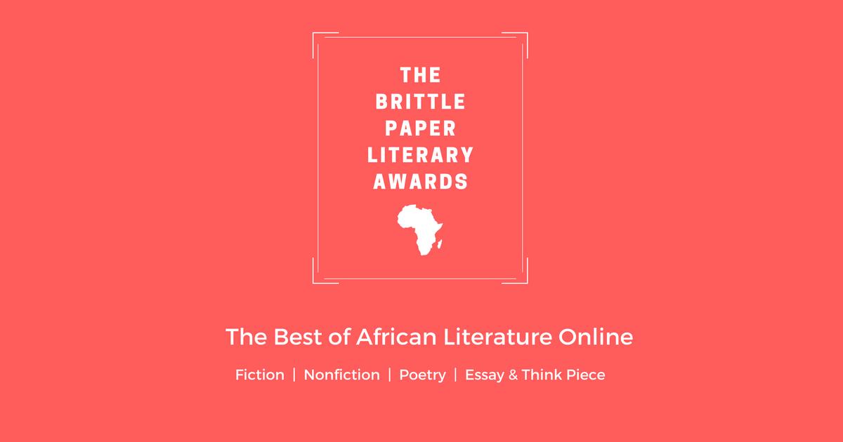 Brittle Paper Literary Awards